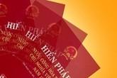 Chính thức thông qua Hiến pháp mới của Việt Nam