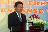 """Tân Phó Thủ tướng: """"2/3 nạn nhân thiên tai là ở châu Á"""""""