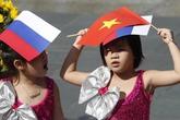 Toàn văn Tuyên bố chung Việt - Nga