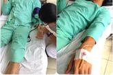 Trương Nam Thành bị tai nạn khá nặng khi đóng phim