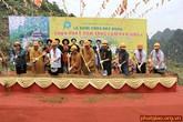 Khởi công xây dựng chùa Phật tích Trúc Lâm Bản Giốc