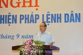 Kết luận của Phó Thủ tướng Nguyễn Thiện Nhân tại Hội nghị tổng kết 10 năm thực hiện Pháp lệnh dân số