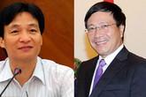 Chính phủ có thêm 2 Phó Thủ tướng trẻ