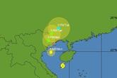 Diễn biến kịch tính của bão Haiyan trong ngày 10/11