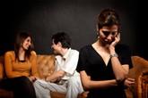 Căng thẳng khi sống với chồng gian dối