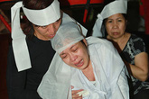 Việt Hương đau đớn vì mẹ mất đột ngột