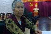 Đắng lòng cụ bà 71 tuổi bị con trai kiện ra tòa