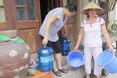 Người dân lại khát nước trầm trọng
