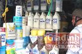 Ớn lạnh dạo chợ đen hóa chất thực phẩm