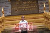 """Đại gia Trầm Bê chán hoạt động xã hội vì scandal """"treo ảnh trong chùa""""?"""