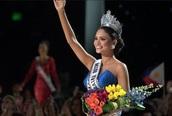 Người đẹp Philippines trở thành Hoa hậu Hoàn vũ 2015