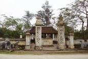 Thâm cung bí sử (88 - 10): Thăm mộ cụ Nguyễn, gặp Hoạn Thư