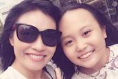 Phương Thanh khoe con gái sau 11 năm giấu kín