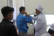 Trung tâm y tế huyện Tam Đường tiếp nhận hiệu quả kỹ thuật chuyển giao