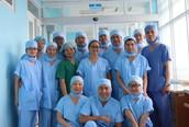 Lần đầu tiên bệnh viện quận mổ tim
