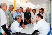 Khánh Hòa: Chung tay chăm sóc sức khỏe người cao tuổi
