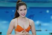 MC Thu Hằng: Diện bikini, người xem tăng gấp 3!