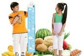 Những yếu tố ảnh hưởng tới vóc dáng, chiều cao của trẻ