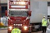 Một tuần trước khi xảy ra thảm kịch, xe container chở 39 thi thể từng ghé qua điểm nóng buôn người tại Anh