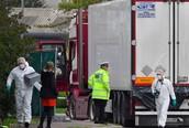 Bộ Công an vào cuộc vụ 39 người tử vong trong xe đông lạnh ở Anh