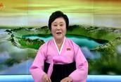 'Quý bà hồng' tái xuất đưa tin Kim Jong-un thăm Việt Nam