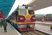 Chuyến tàu chở Chủ tịch Triều Tiên Kim Jong-un đã rời ga Đồng Đăng