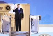 Tổng thống Donald Trump khen Việt Nam là nơi tuyệt vời sau khi trở về từ thượng đỉnh Mỹ - Triều
