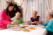 Những thực phẩm người cao tuổi không nên ăn