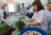Nâng cao chất lượng dinh dưỡng trong khẩu phần ăn bệnh nhân