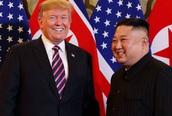 Tổng thống Mỹ Donald Trump sẽ điện đàm với nhà lãnh đạo Hàn Quốc sau khi lên máy bay