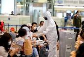 4 ca mắc COVID-19 mới, Việt Nam có 1.177 bệnh nhân