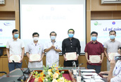 Bệnh viện Hữu nghị Việt Đức tổ chức bế giảng các khóa đào tạo, chuyển giao kỹ thuật thuộc Dự án Bệnh viện vệ tinh năm 2020