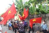 Hình ảnh đẹp tại khu dân cư cuối cùng tỉnh Hải Dương được dỡ bỏ phong tỏa, cách ly