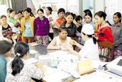 Điện Biên: Hoàn thành tốt tiếp thị bao cao su và viên uống tránh thai NightHappy