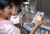 Loạn sách dinh dưỡng cho trẻ