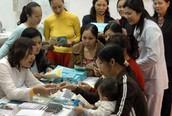 Sàng lọc trước sinh và sơ sinh ở Hà Nội: Kết quả chưa cao