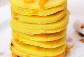 Học làm bánh: Bánh ngô sữa