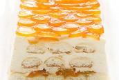 Bánh ngon 8/3: Bánh Tiramisu hương quất chín