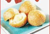 Học làm bánh: Bánh khoai lang đậu xanh