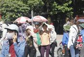 Ngày mai 25/5: Tia UV có mức ảnh hưởng cao tại Hà Nội, Đà Nẵng và TP.HCM