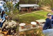 Vợ Việt - chồng Úc bỏ việc nghìn đô, sống không điện nước hơn một năm để xây trang trại