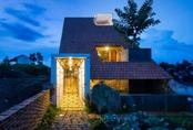Nhà nhỏ trên cao nguyên Lâm Đồng đẹp như bước ra từ truyện cổ tích