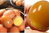 Trứng gà xông khói Hàn Quốc 35.000 đồng/quả được dân Việt lùng mua