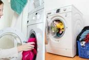 Đừng để tiền điện tăng vọt vì không biết mẹo sử dụng máy giặt tiết kiệm điện