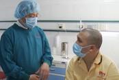 Người Việt Nam đầu tiên được ghép tế bào gốc không cùng huyết thống