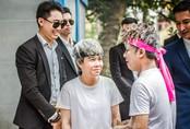 Việt Hương kể chuyện đóng phim 'dưới cơ' Minh Nhí