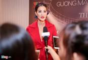 HLV The Face Thái: 'Tôi chuyên nghiệp nên không bao giờ đi trễ'