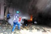 Hai bố con thoát chết cháy trong gang tấc khi đang ngủ trưa trong nhà