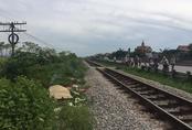 Cố vượt đường sắt, một người đàn ông bị tàu hỏa đâm tử vong