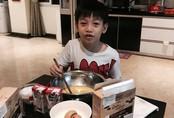 Sinh ra trong nhung lụa nhưng con trai Hà Hồ - Cường Đô La lại giỏi giang thế này